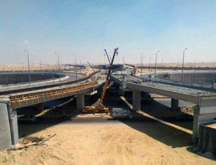 West Cairo Alexandria Airport Bridge