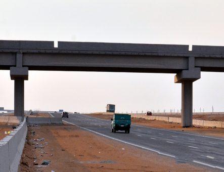 Gafra Suez Bridge